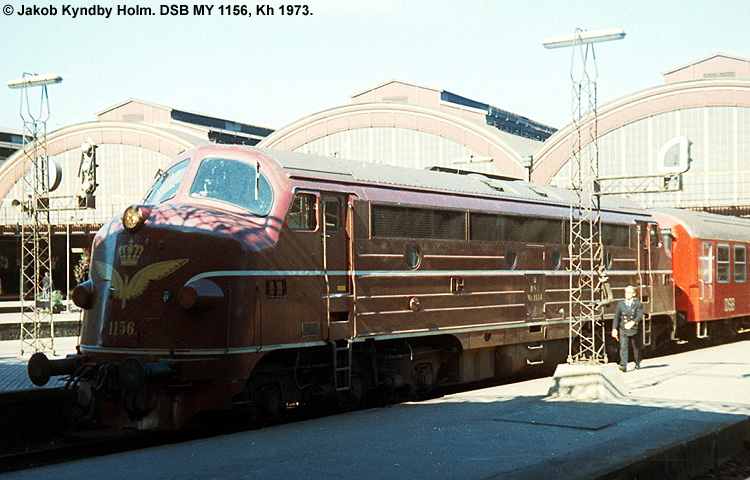 DSB MY 1156