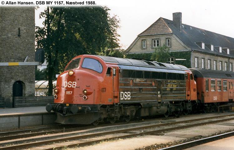 DSB MY 1157