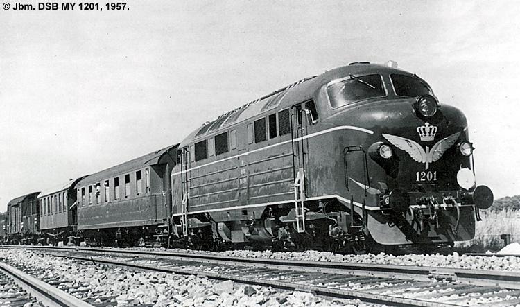 DSB MY 1201