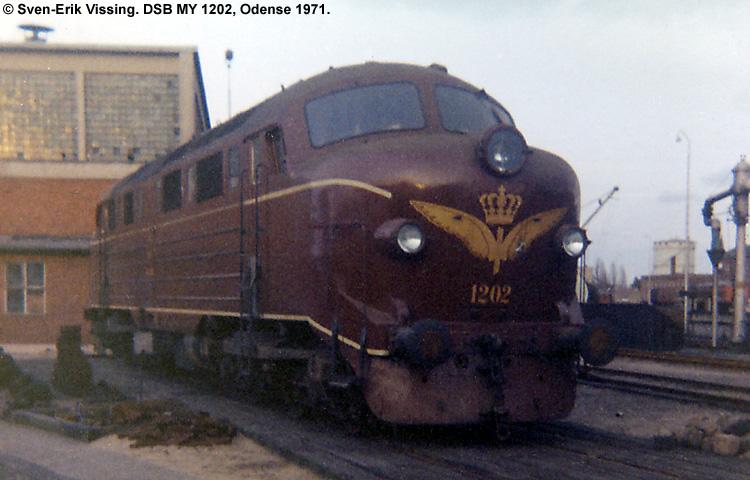 DSB MY1202