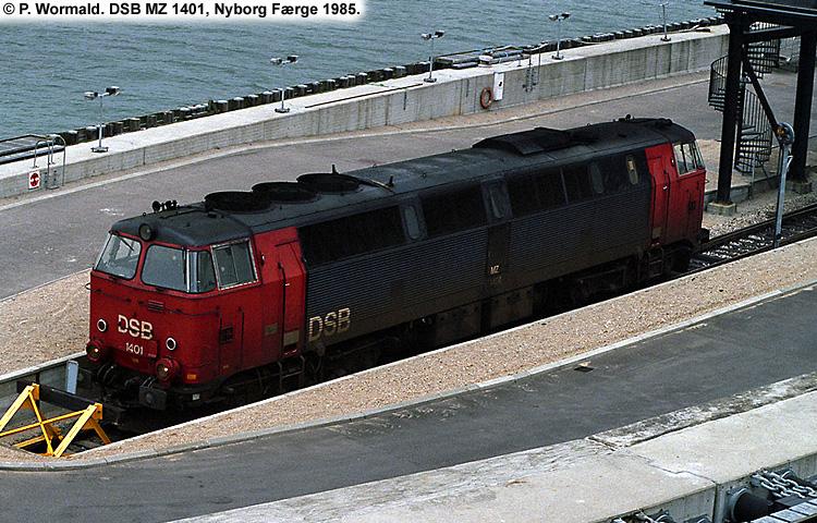 DSB MZ 1401