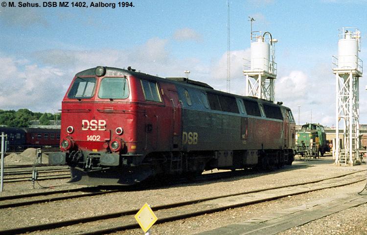 DSB MZ 1402