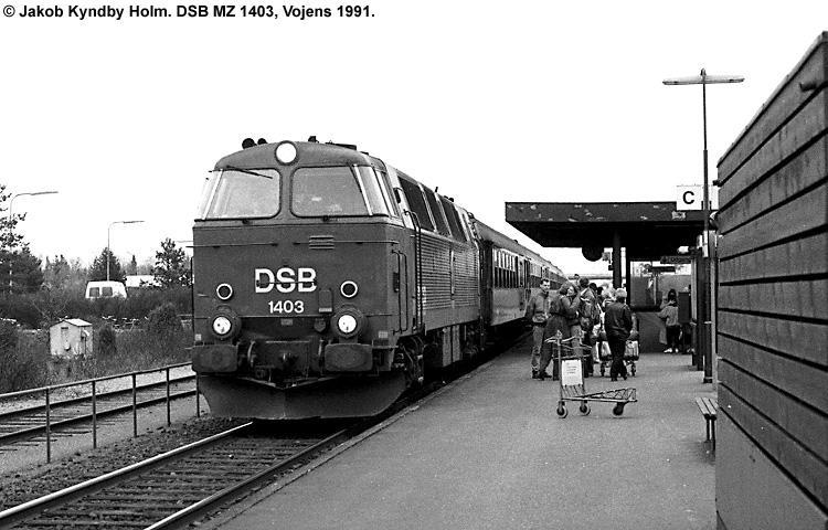 DSB MZ 1403
