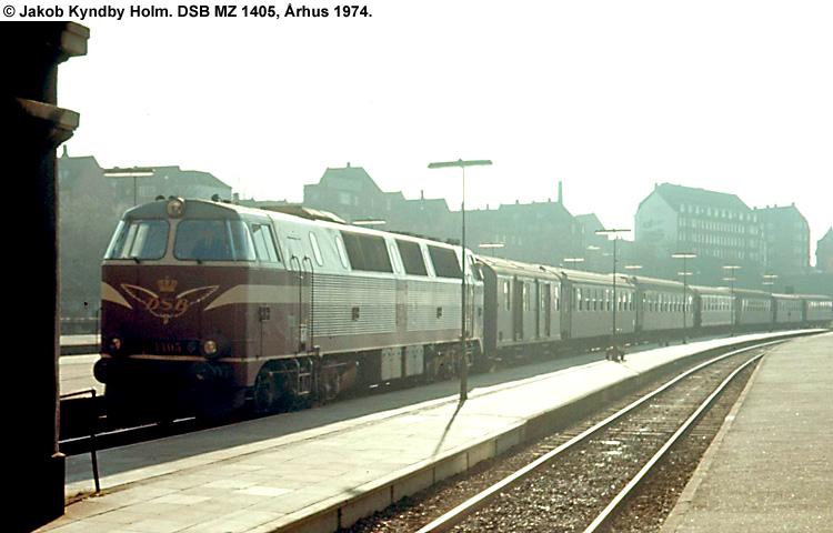 DSB MZ1405