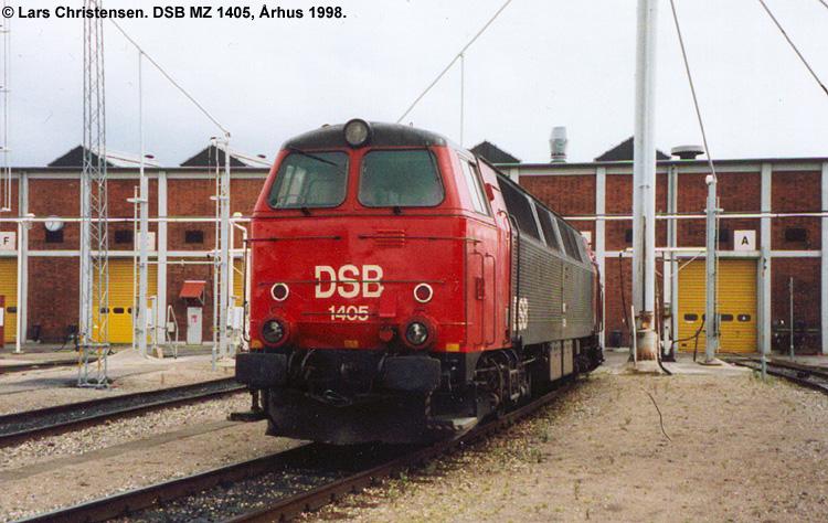 DSB MZ 1405