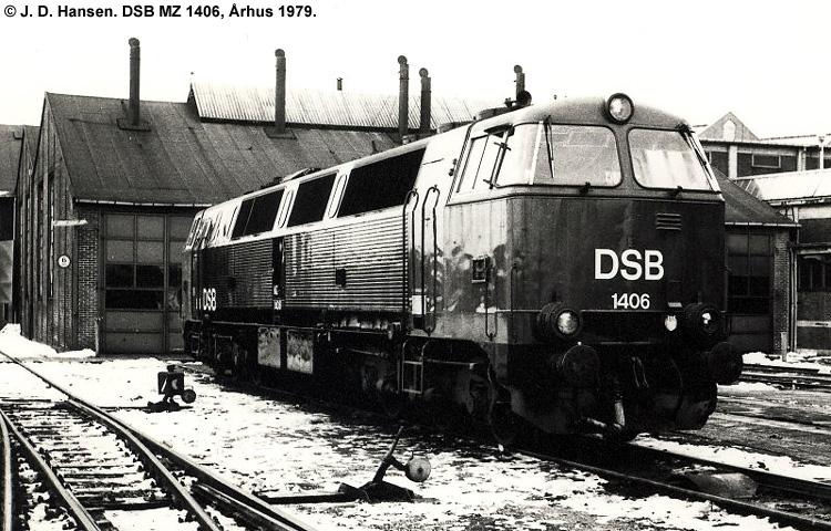 DSB MZ 1406
