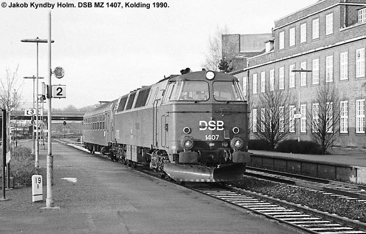 DSB MZ 1407