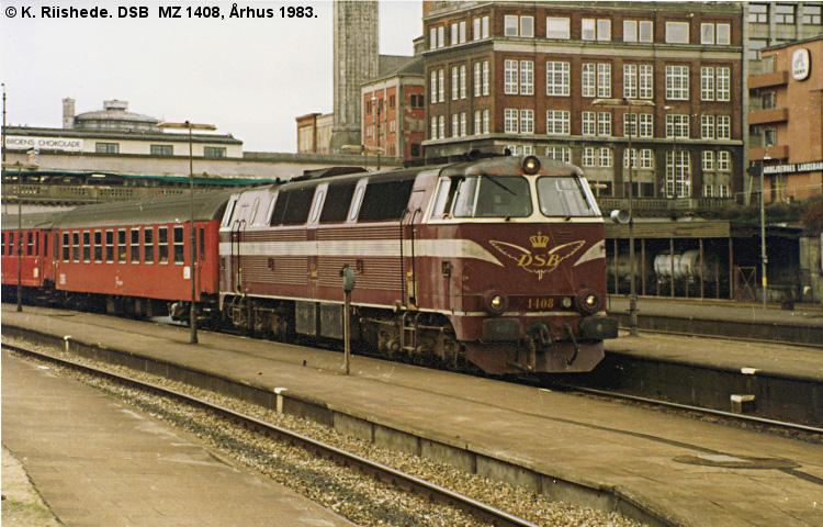 DSB MZ 1408