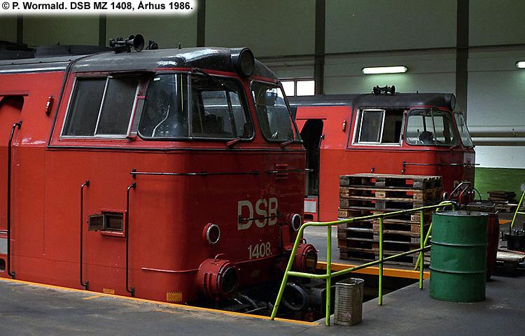 DSB MZ1408