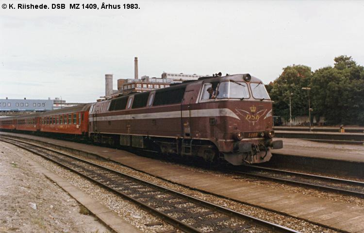 DSB MZ1409