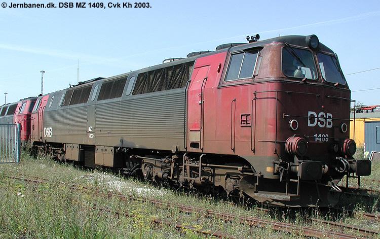 DSB MZ 1409