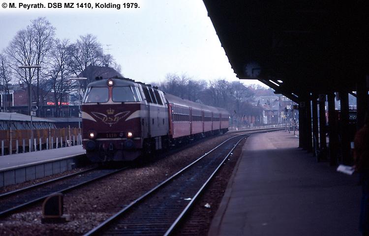 DSB MZ 1410