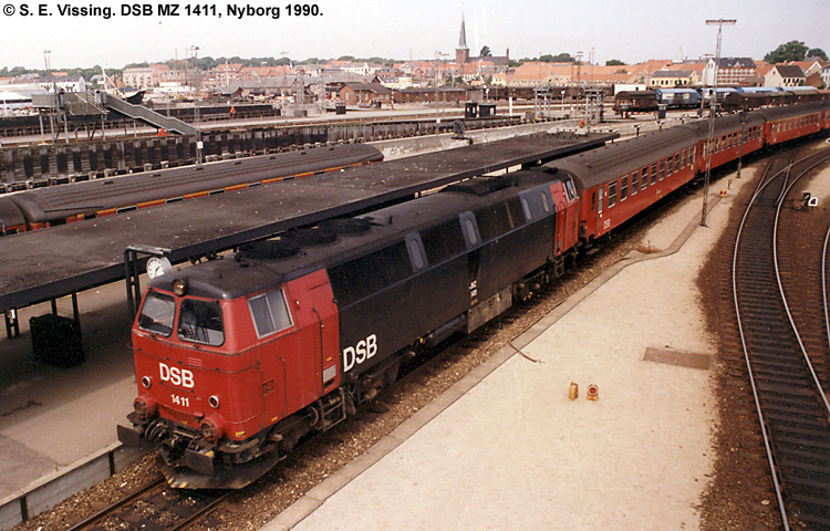 DSB MZ 1411