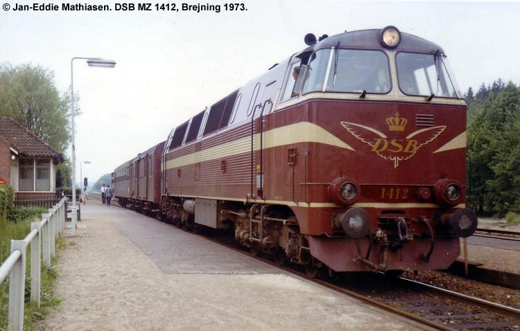 DSB MZ 1412