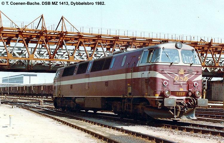 DSB MZ1413