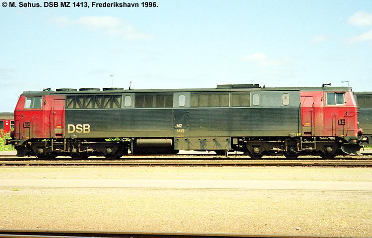 DSB MZ 1413