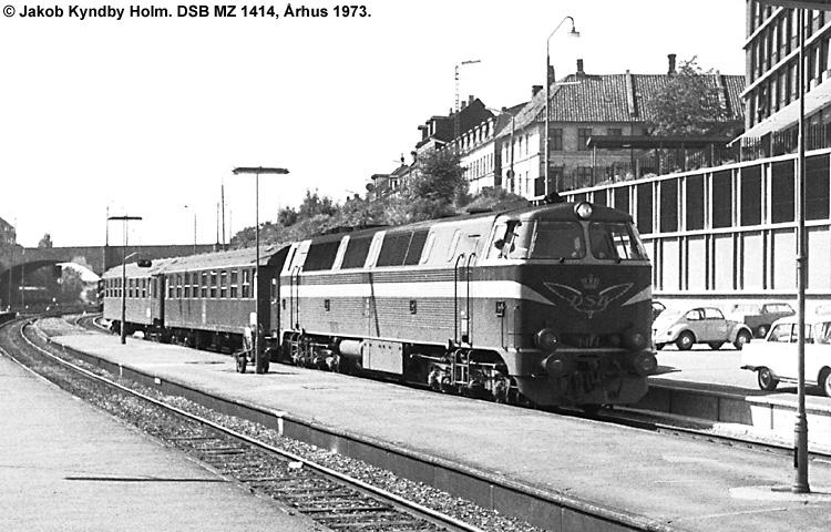 DSB MZ 1414