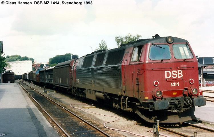 DSB MZ1414