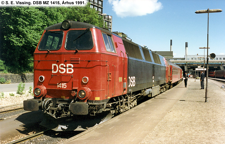 DSB MZ1415