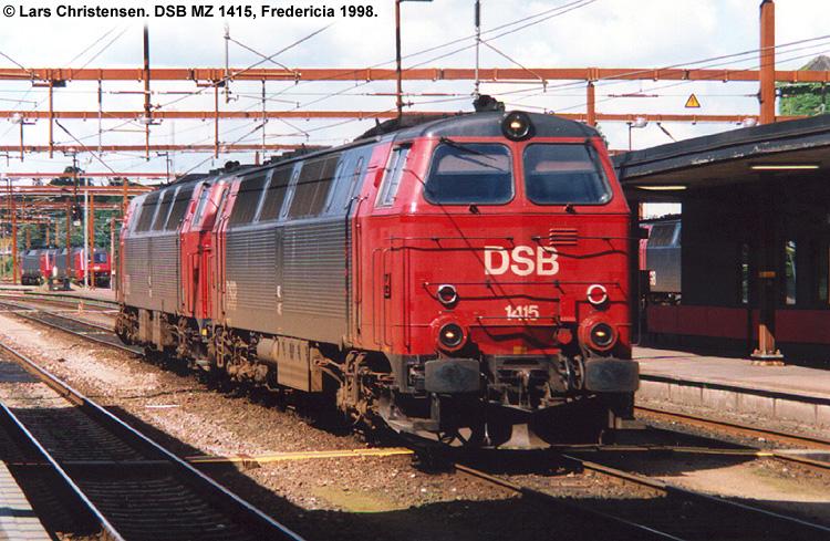 DSB MZ 1415