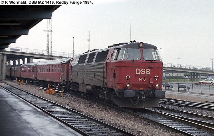 DSB MZ 1416