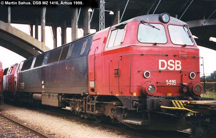 DSB MZ1416