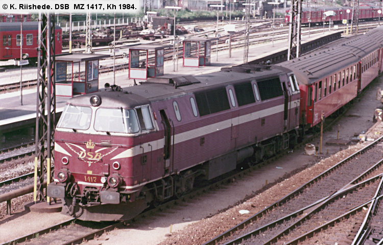 DSB MZ 1417