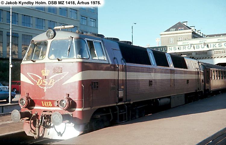DSB MZ1418