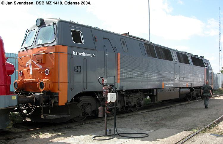 DSB MZ 1419