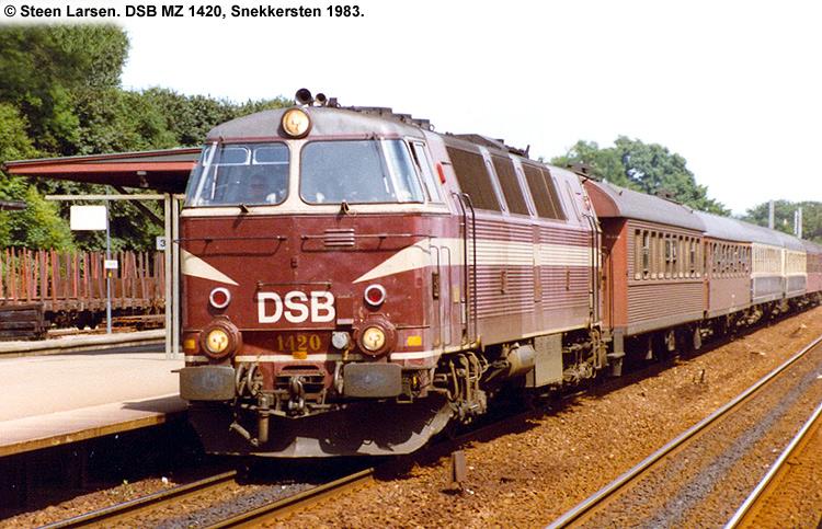 DSB MZ 1420