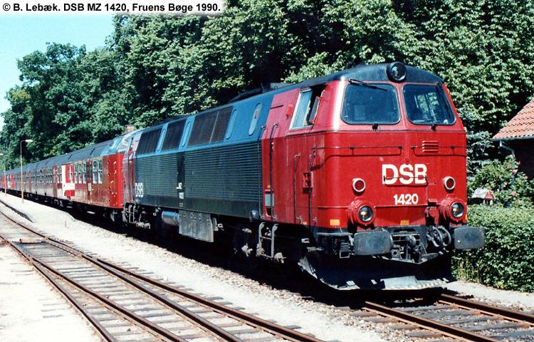 DSB MZ1420