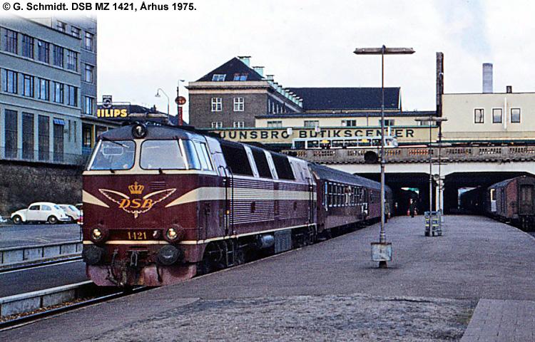 DSB MZ 1421