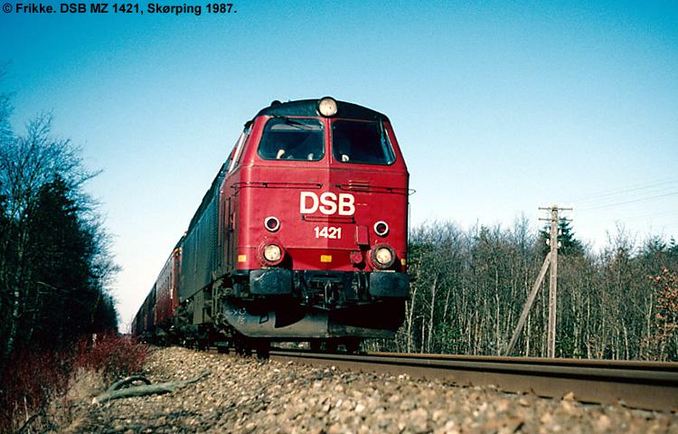 DSB MZ1421