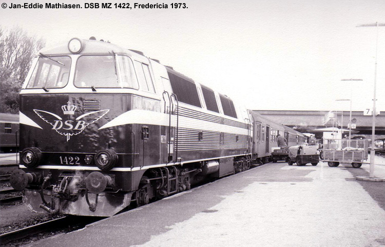 DSB MZ1422