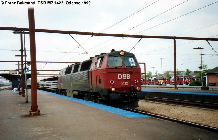 DSB MZ 1422