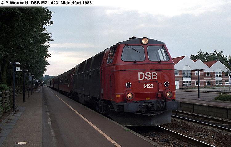 DSB MZ 1423