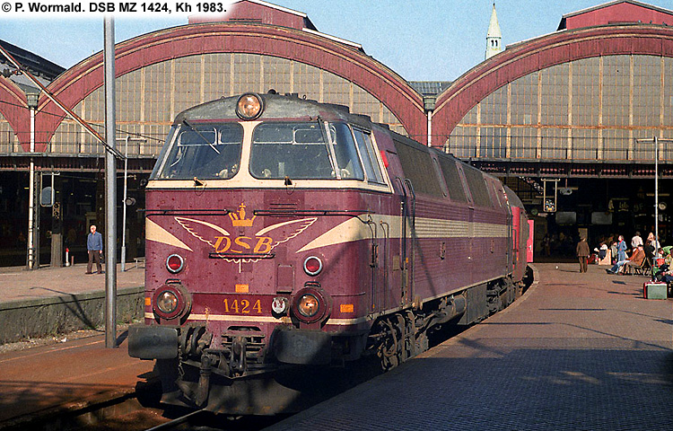 DSB MZ1424