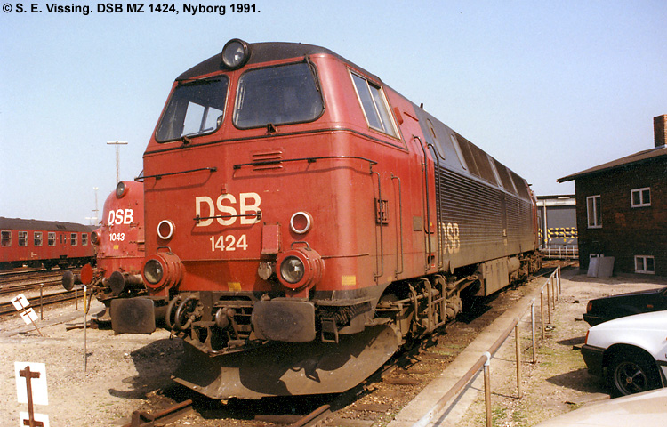 DSB MZ 1424