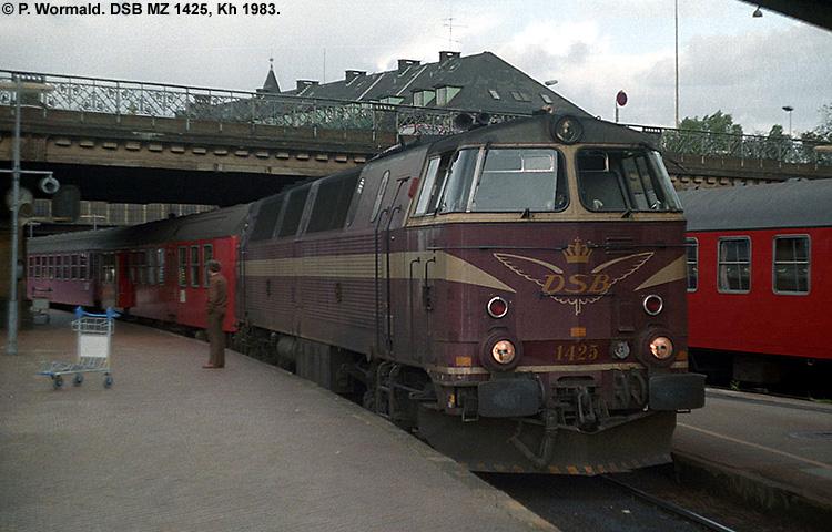 DSB MZ 1425