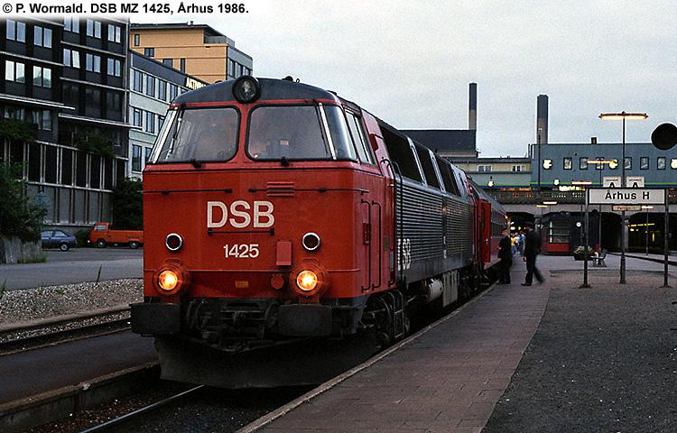 DSB MZ1425
