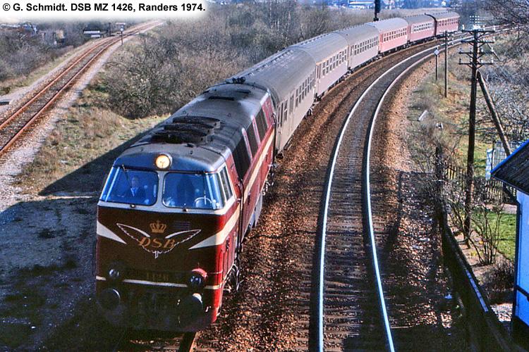 DSB MZ 1426