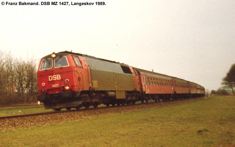 DSB MZ 1427
