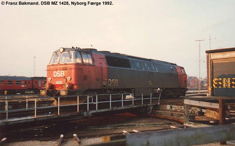 DSB MZ 1428