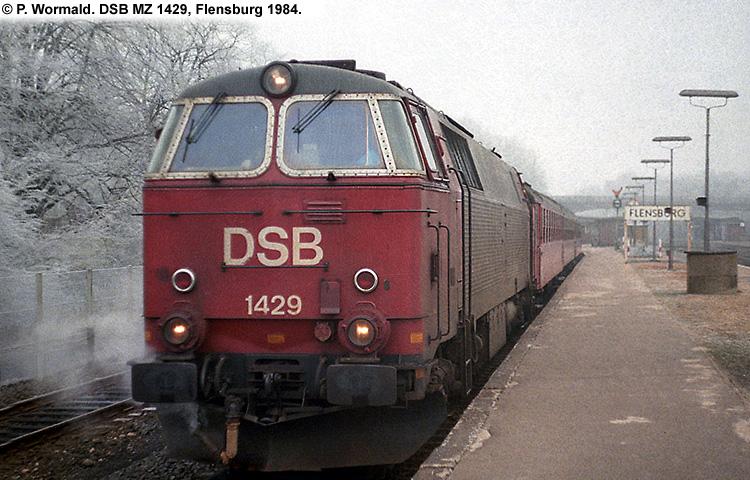 DSB MZ 1429