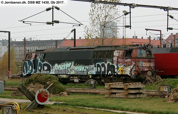 DSB MZ 1430