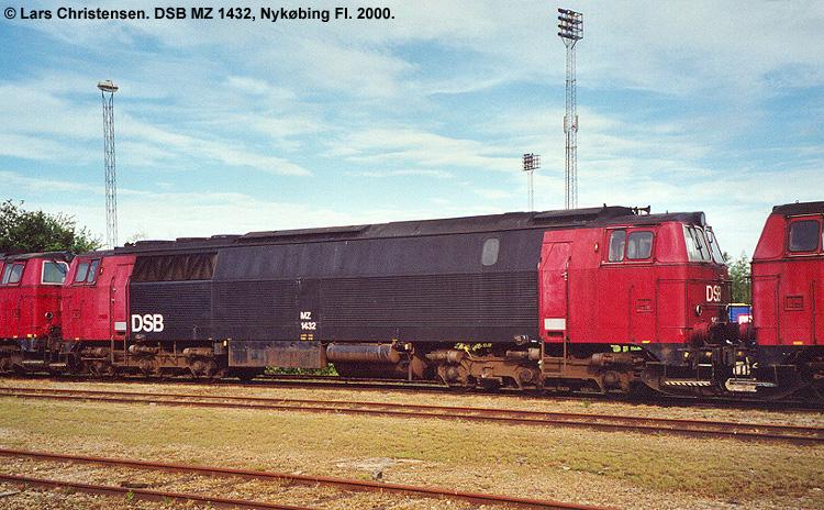 DSB MZ 1432
