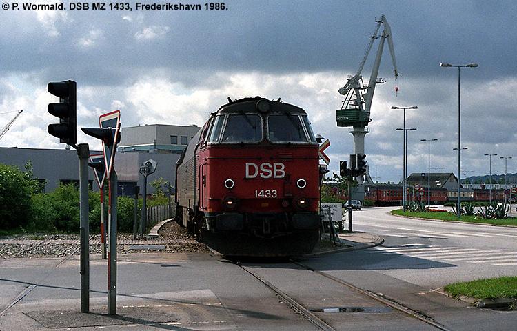 DSB MZ 1433