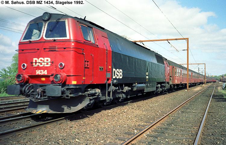 DSB MZ 1434