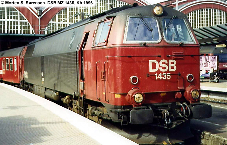 DSB MZ 1435