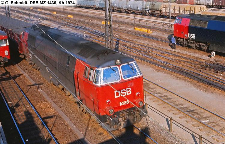 DSB MZ1436